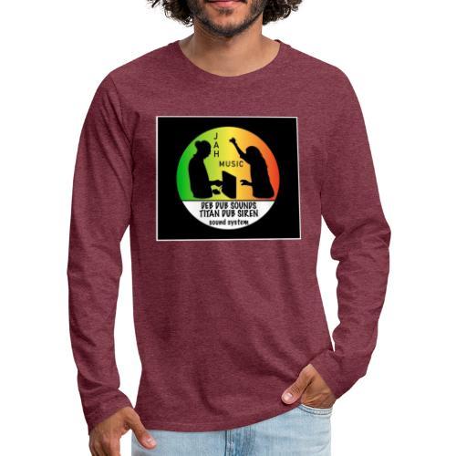 Deb Dub & Titan Dub Siren - Men's Premium Longsleeve Shirt