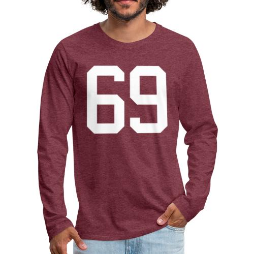 69 BUCONJIC Kristian - Männer Premium Langarmshirt