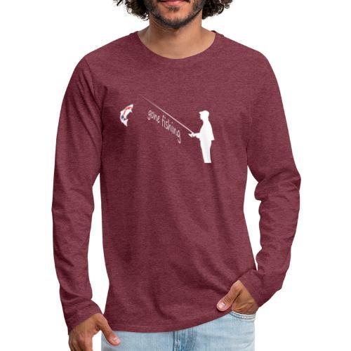 Angler - Männer Premium Langarmshirt