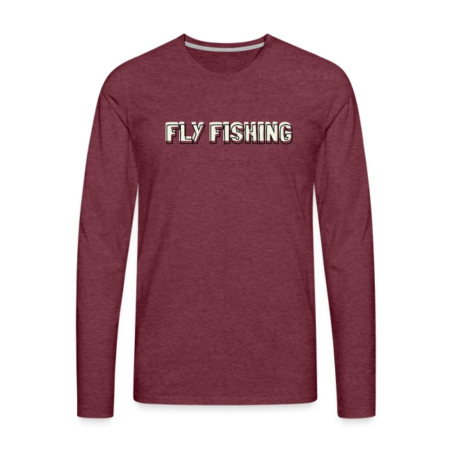 Fly addict long sleeve tee