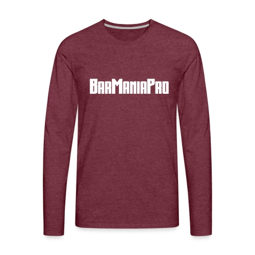 BarManiaPro - Men's Premium Longsleeve Shirt