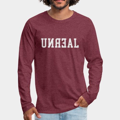 Un t-shirt irréel - T-shirt manches longues Premium Homme