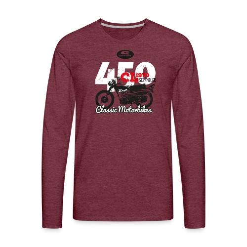 M106 - T-shirt manches longues Premium Homme