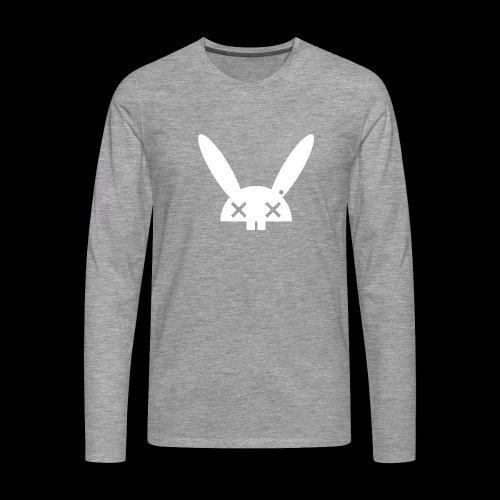 HARE5 LOGO TEE - Men's Premium Longsleeve Shirt