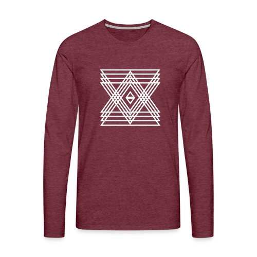 INDIE - Männer Premium Langarmshirt