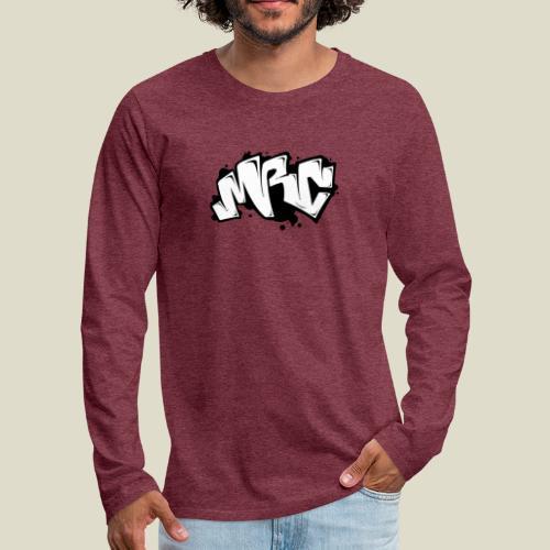 MRC throwup - Männer Premium Langarmshirt