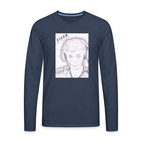 WIEK jpg - Men's Premium Longsleeve Shirt