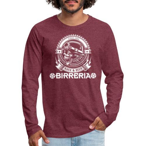 Rock & Beer Vintage - Männer Premium Langarmshirt