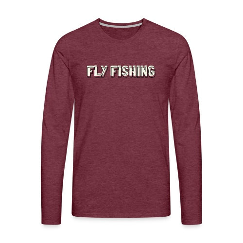 Fly addict long sleeve tee - T-shirt manches longues Premium Homme