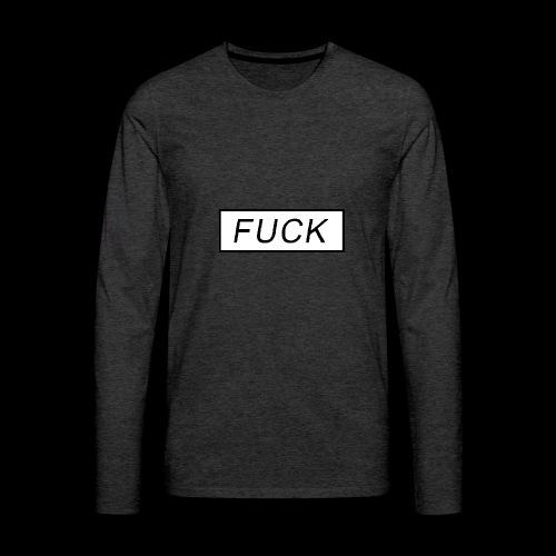 CENSORED - Men's Premium Longsleeve Shirt