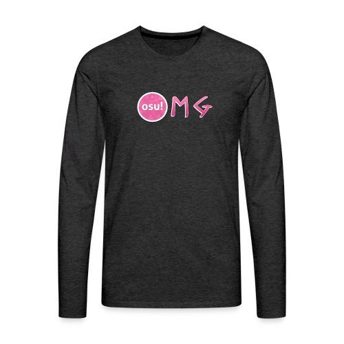 OMG - T-shirt manches longues Premium Homme