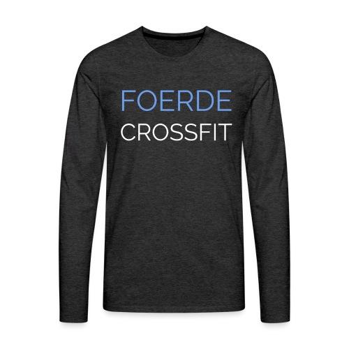 Foerde CrossFit - Männer Premium Langarmshirt