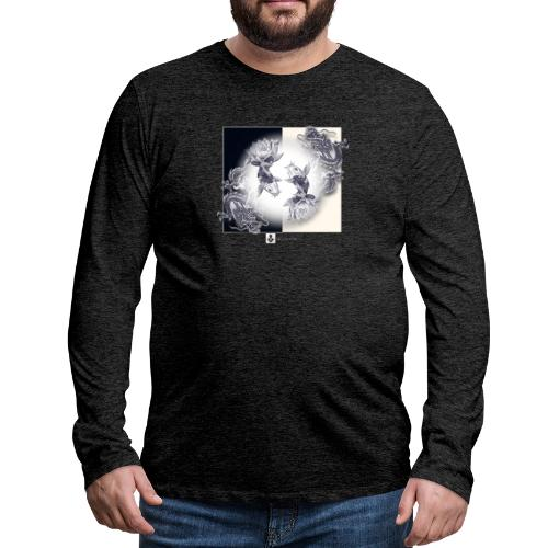 TSHIRT MUTAGENE TATOO DragKoi - T-shirt manches longues Premium Homme