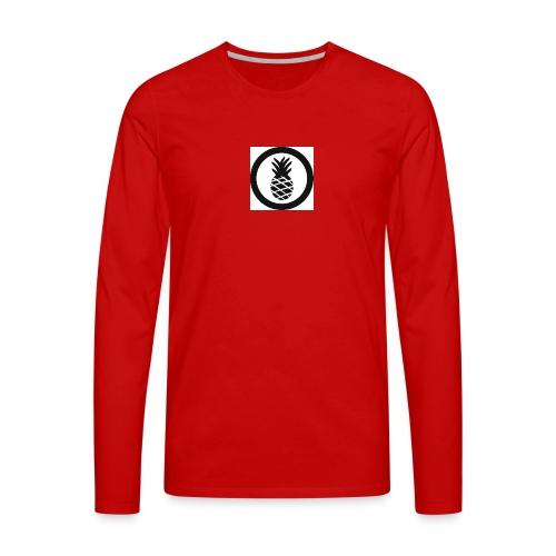Hike Clothing - Men's Premium Longsleeve Shirt
