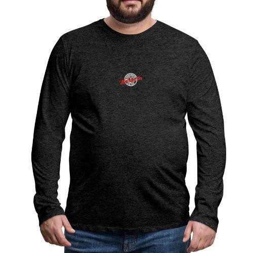 Hackepeter - Männer Premium Langarmshirt