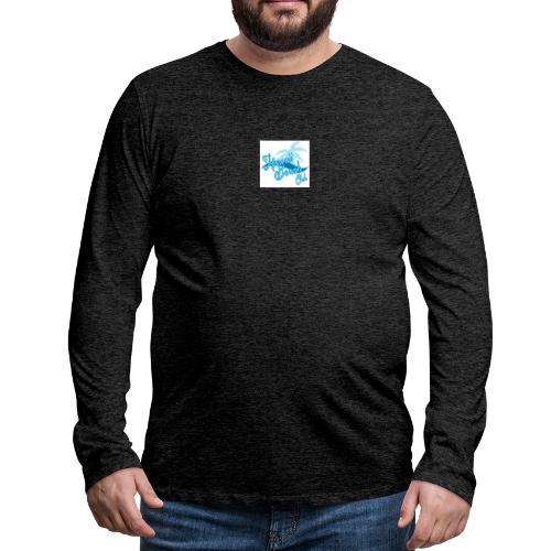 Hawaii Beach Club - Men's Premium Longsleeve Shirt
