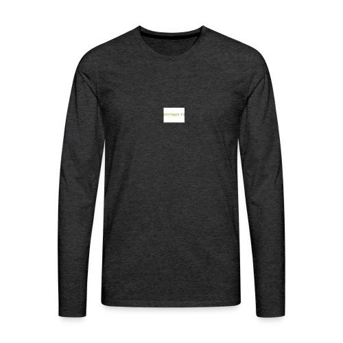 deathnumtv - Men's Premium Longsleeve Shirt