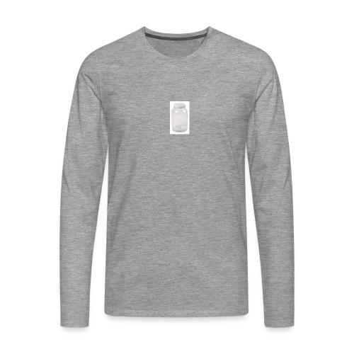 PLEASE FILL UP MY EMPTY JAR - Men's Premium Longsleeve Shirt