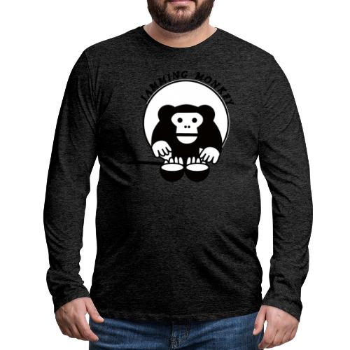 Jamming Monkey - T-shirt manches longues Premium Homme