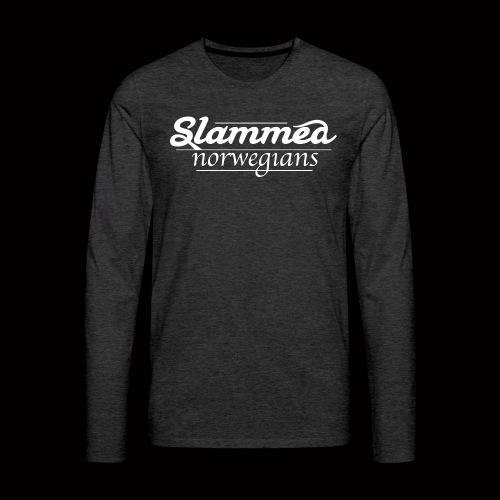 slammedsticker - Premium langermet T-skjorte for menn