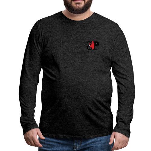 Mein Logo - Männer Premium Langarmshirt