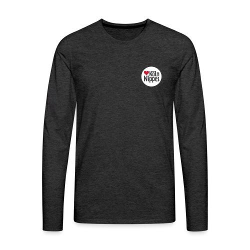 Köln Nippes - Männer Premium Langarmshirt