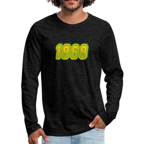 xts0358 - T-shirt manches longues Premium Homme
