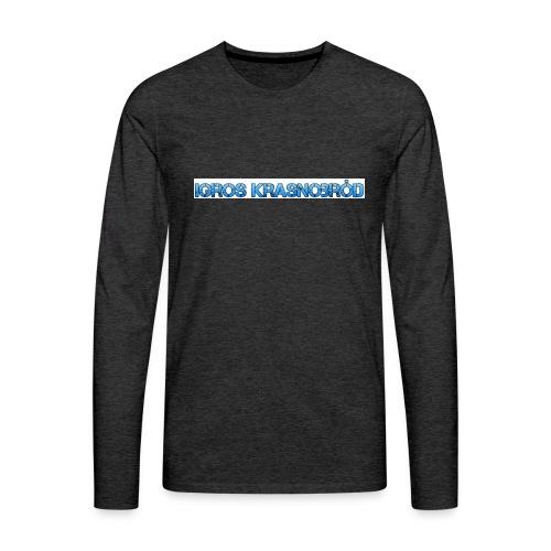 2-png - Koszulka męska Premium z długim rękawem