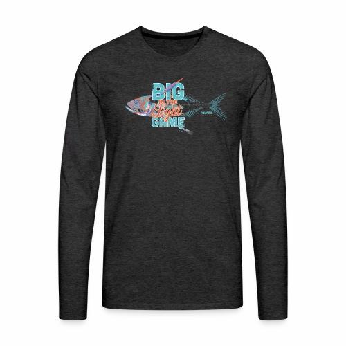 Big in the Light Game - Men's Premium Longsleeve Shirt
