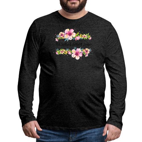 liebeliebeliebe - Männer Premium Langarmshirt