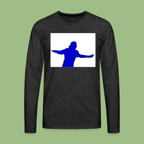Drogba CFC - Långärmad premium-T-shirt herr