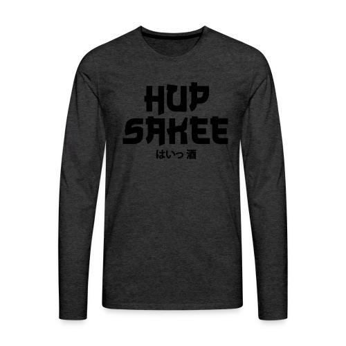 Hup Sakee - Mannen Premium shirt met lange mouwen