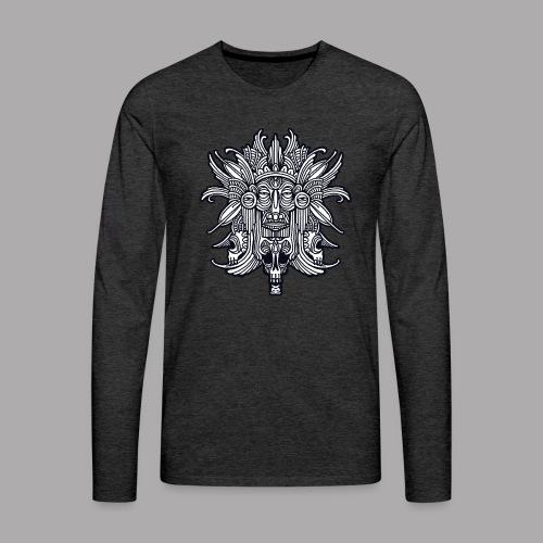 ritual black - Men's Premium Longsleeve Shirt