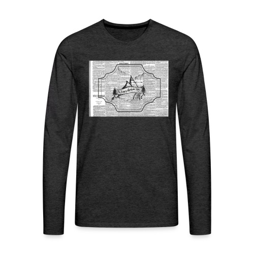 The Beauty Northern Light - T-shirt manches longues Premium Homme