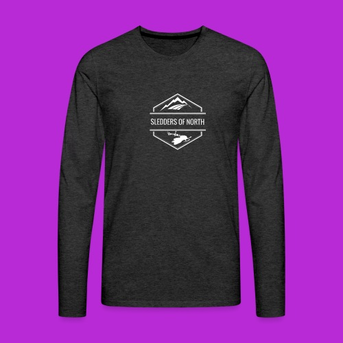 Training Jacket - Men's Premium Longsleeve Shirt
