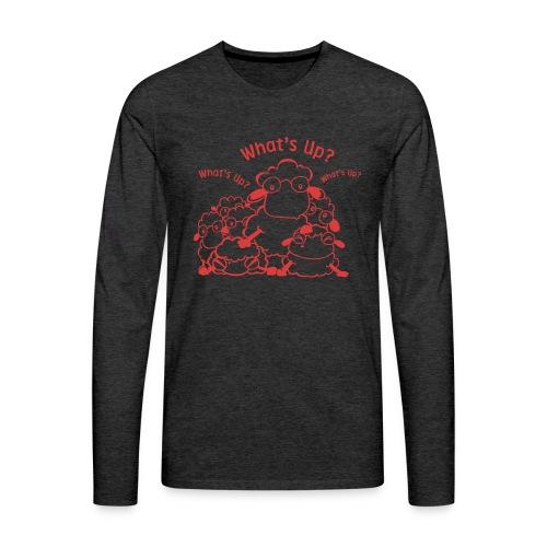 yendasheeps - Mannen Premium shirt met lange mouwen