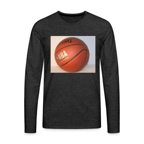 ball_flickr - Miesten premium pitkähihainen t-paita