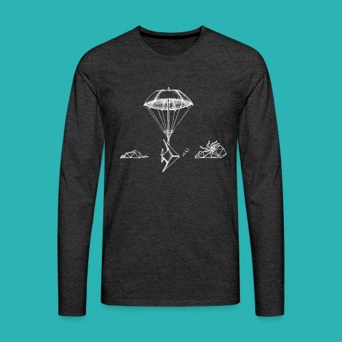 Galleggiar_o_affondare-png - Maglietta Premium a manica lunga da uomo