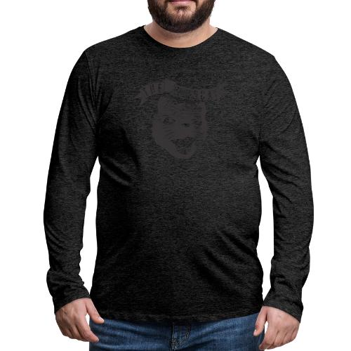 The Wildcat - Männer Premium Langarmshirt