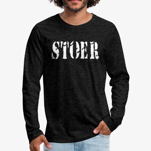 stoer tshirt design patjila - Men's Premium Longsleeve Shirt