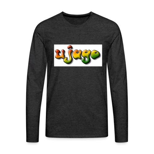ujago farbig - Männer Premium Langarmshirt