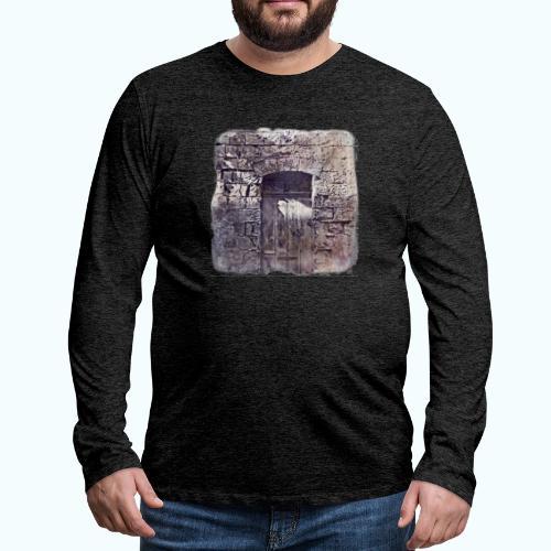Vintage monochrome - Men's Premium Longsleeve Shirt