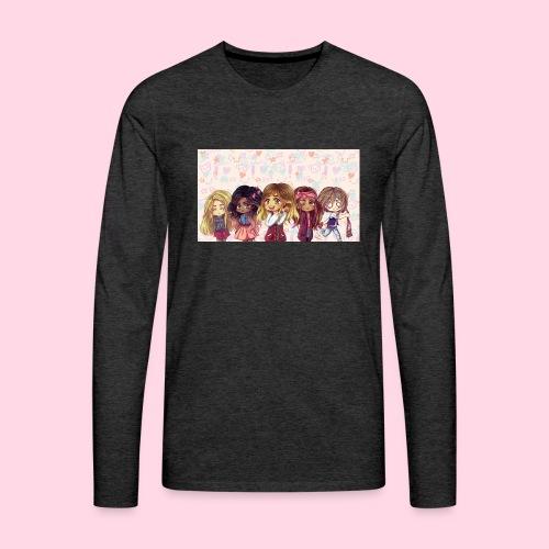 bggals png - T-shirt manches longues Premium Homme
