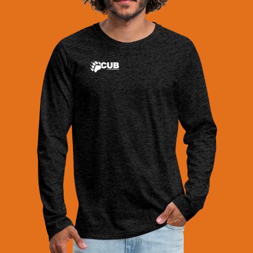 cub by bearwear sml - Men's Premium Longsleeve Shirt