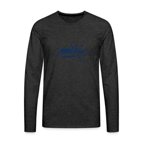 T-Shirt Miskin - T-shirt manches longues Premium Homme