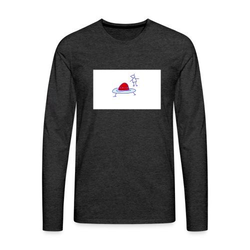 Project 3 - Camiseta de manga larga premium hombre