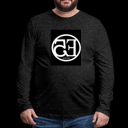 Egon2 - Långärmad premium-T-shirt herr