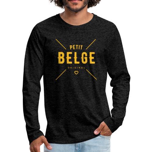 petit belge original - T-shirt manches longues Premium Homme