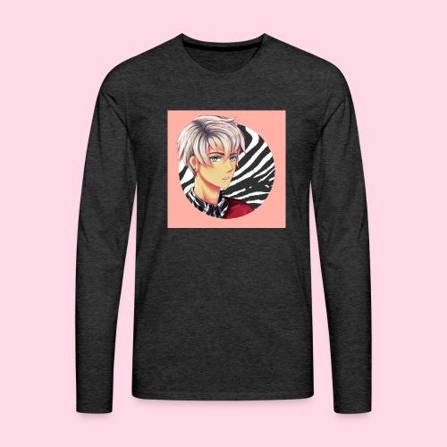 Tomas Zebra - T-shirt manches longues Premium Homme