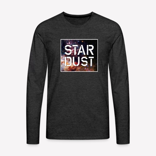 Stardust - Männer Premium Langarmshirt